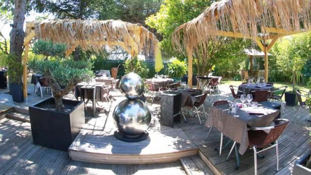 effet jardin in lattes restaurant reviews menu and. Black Bedroom Furniture Sets. Home Design Ideas