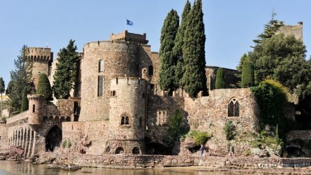 Le Boucanier vue chateau
