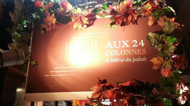 Aux 24 Colonnes Restaurant
