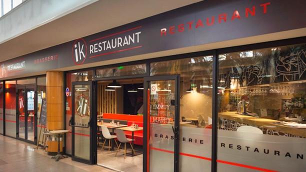 IK Restaurant façade