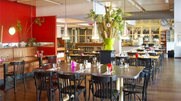 Café Restaurant Floor Het restaurant