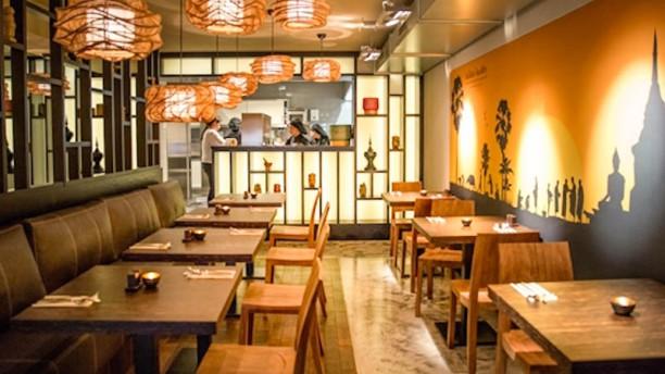 Cho Fah Eathai restaurantzaal