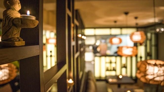 restaurantzaal - Cho Fah Eathai, Groningen