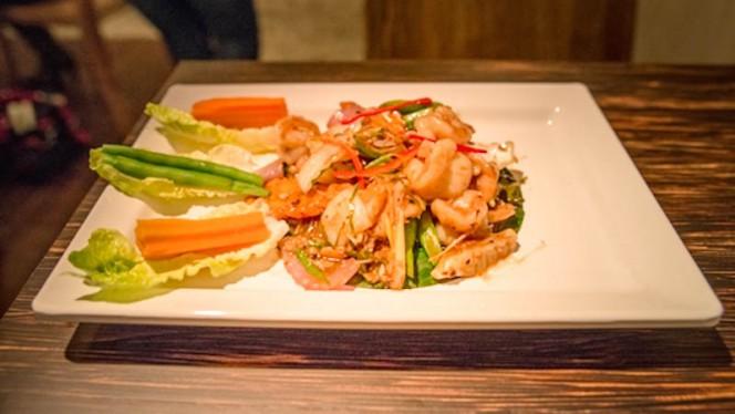 suggestie van de chef - Cho Fah Eathai, Groningen