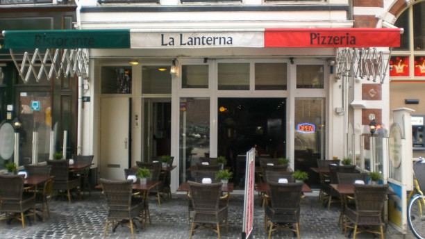 Pizzeria Ristorante La Lanterna Het restaurant