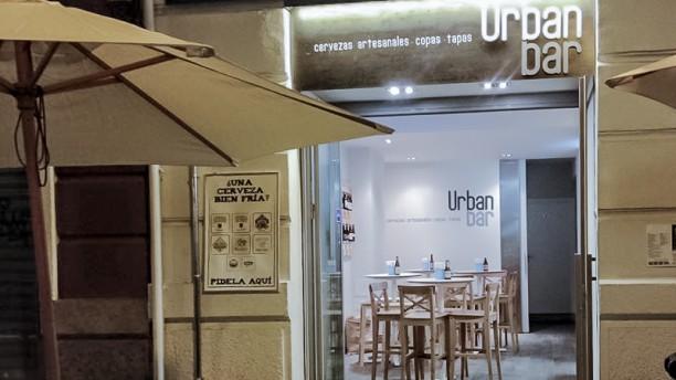 Urban Bar Entrada