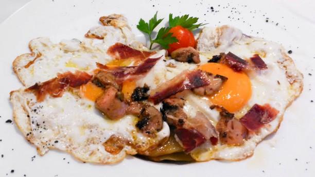 Xantar Mediterráneo Sugerencia del chef
