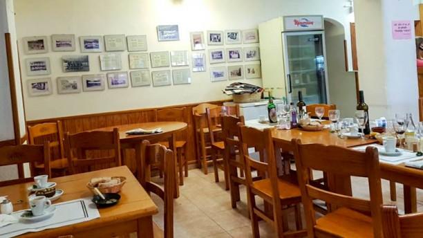 Sa Taverneta Vista de la sala