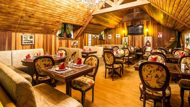 Restaurante La Gália Sala
