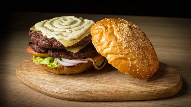Burgertime Sugerencia del chef