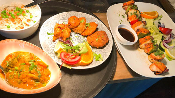 Naan Indian Curry & Grill suggestie