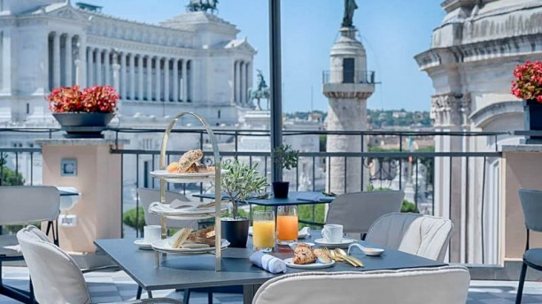 Oro Bistrot Roma In Rome Restaurant Reviews Menu And