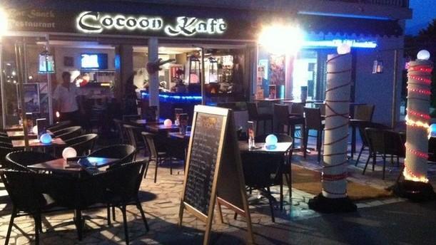 Cocoon Kafé Terrasse