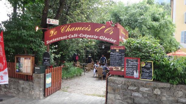 Le Chamois d'Or Restaurant