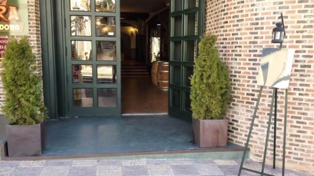 Nanouk Vista entrada