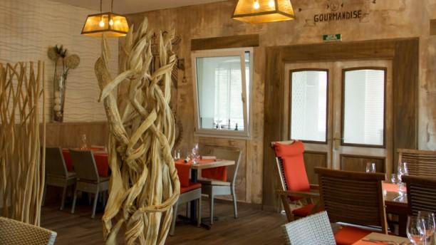 restaurant le golf vue de la salle - Golf De Domont Mariage