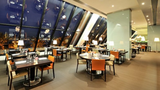 Pepper's Steakhouse - Tivoli Marina Interior