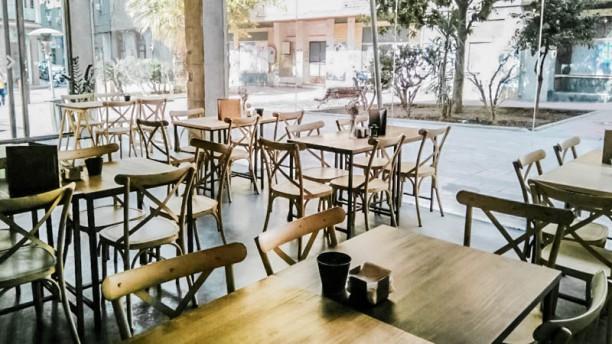 Garden Plaza Vista sala