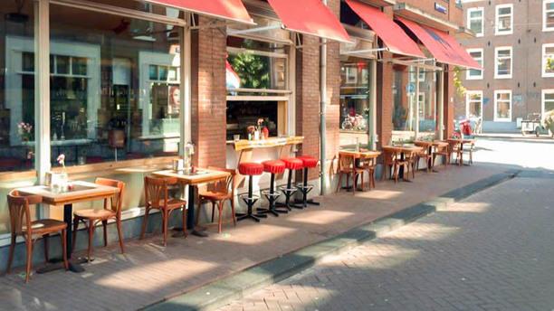 Dos Tapasrestaurant Terras