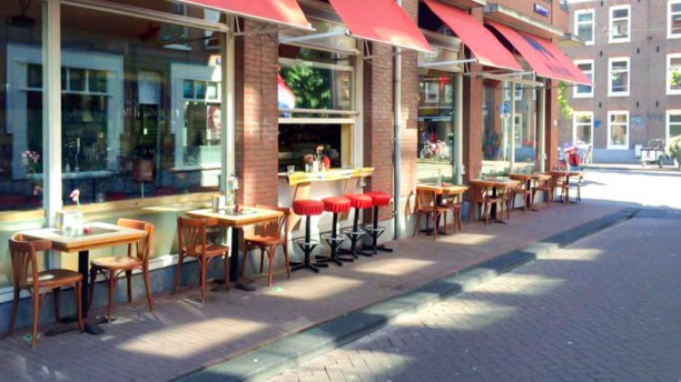 Dos Tapasrestaurant Terras nwe Willemsstraat