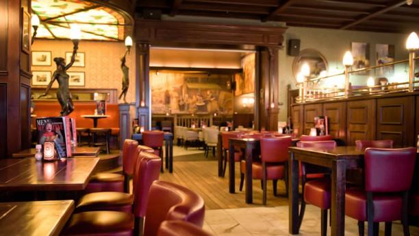 Restaurant hotel et le cafe de paris apeldoorn avis for Les prix des hotel
