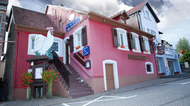 Au Coq Blanc Restaurant