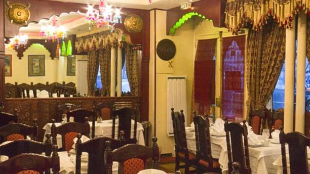 Samsara Salle du restaurant