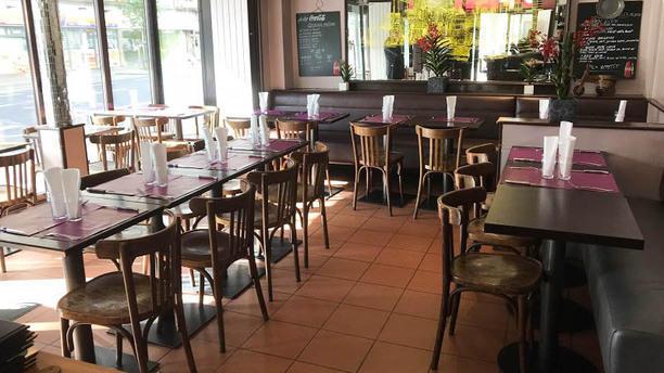 Le Dijon Bercy La salle principale