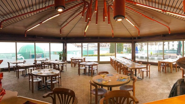 Restaurant Tennis Club Lancy In Petit Lancy Restaurant