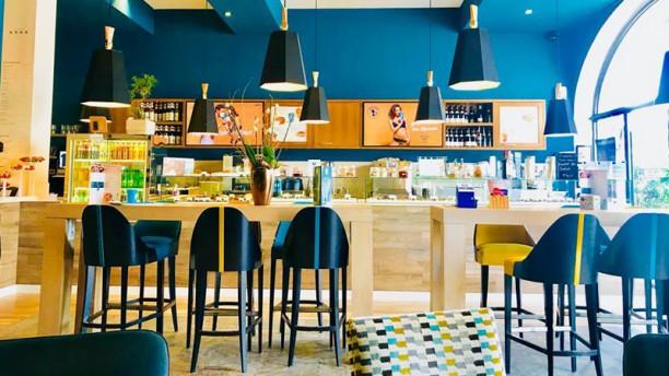 FrenchCafé Vue de la salle