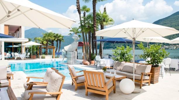 Ristorante Lago Swiss Diamond Hotel Terrasse
