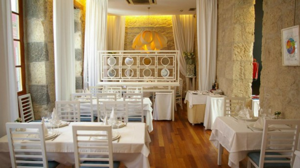 Restaurante Kano Art & Food Vista sala