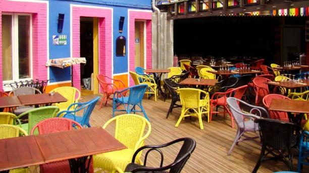 Texxas Café Patio