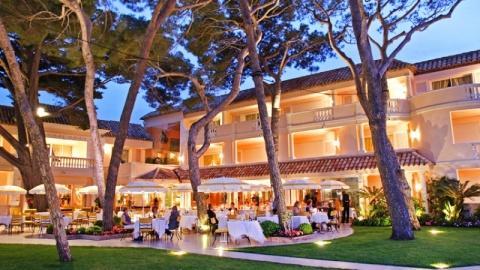 restaurant - La Vague d'Or - Saint-Tropez