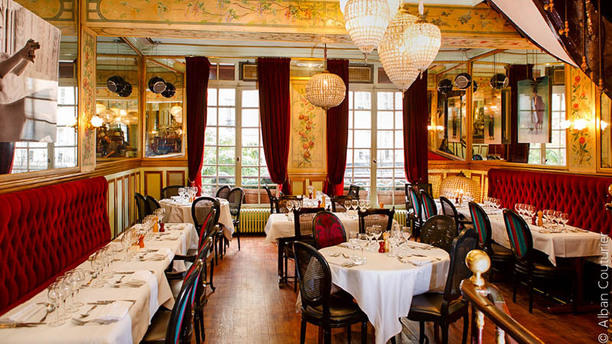 Restaurant pharamond paris 75001 ch telet les - Le comptoir paris restaurant reservations ...