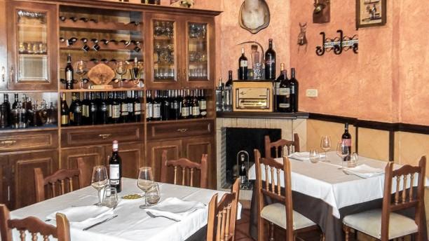 Barbacoa Azorín Vista sala