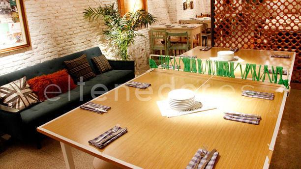 La musa latina in madrid restaurant reviews menu and - La musa latina madrid ...
