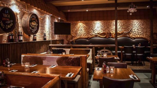 la Vaca Het restaurant