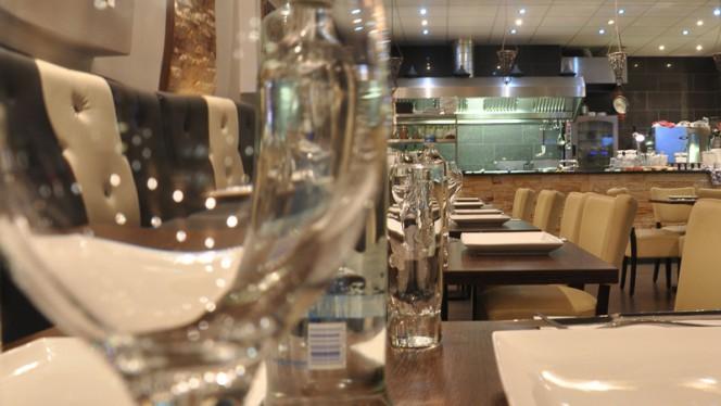 Restaurantzaal - Maz Mez, Amsterdam