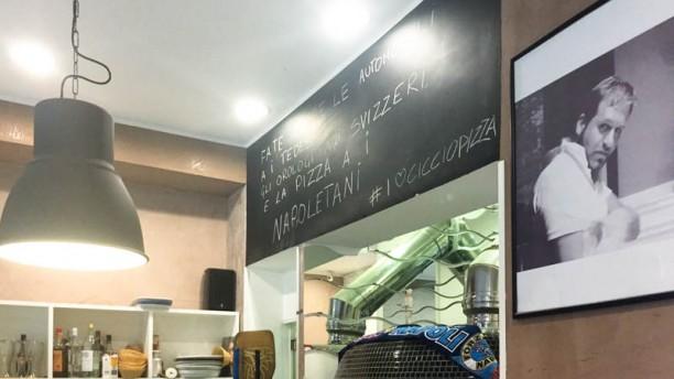 Ciccio Pizza Particolare decorazione