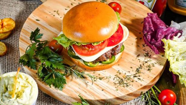 Times Burger Prato