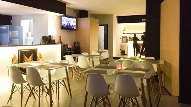 Magnum Tapas Bar Sala do restaurante