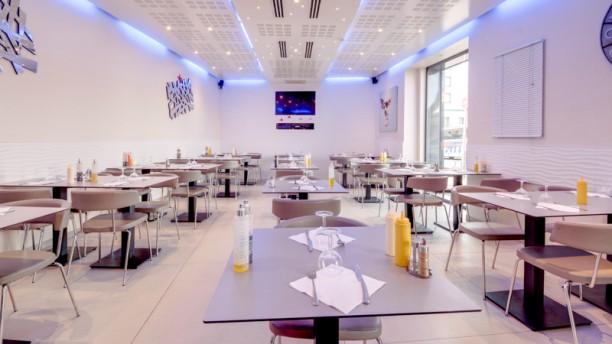 La Diligence Salle du restaurant