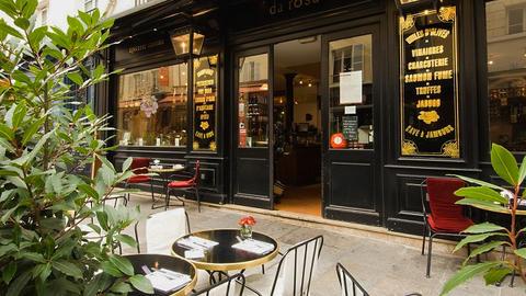 Da Rosa, Paris