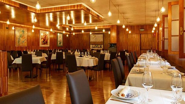 Ágape Liceo Restaurante Vista sala