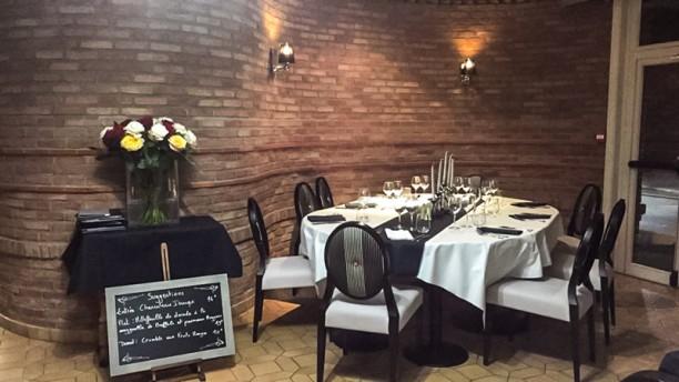 La Tablée des Gourmets Salle du restaurant