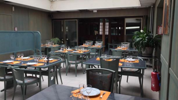 Restaurant de la Mare Entrée