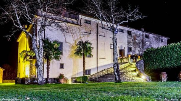 Villa Brignole Facciata