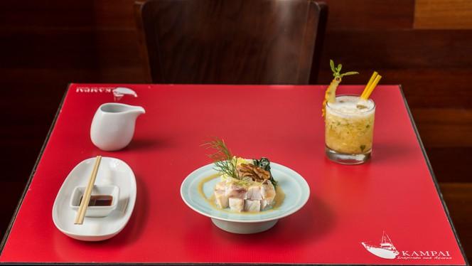 Sugestão do chef - Kampai - Restaurante Japonês inspirado nos Açores, Lisboa