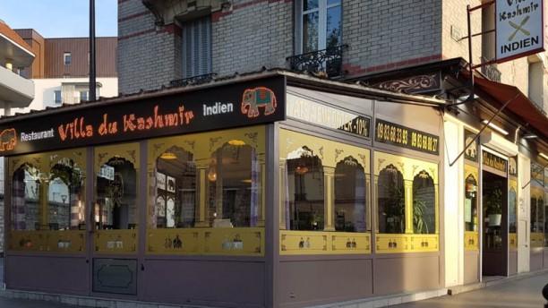 Villa du Kashmir Entrée